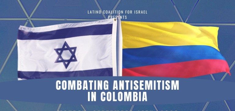 Combating Antisemitism in Colombia 9/14/20